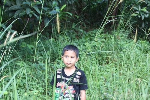 Abang Long peneman solo outing dengan kamera DSLR di Sg Ramal Dalam