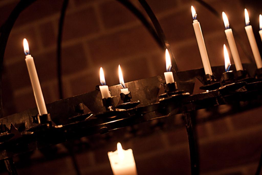Ljus i Guds hus
