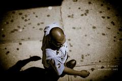 MTA Man (Julien Prnat) Tags: nyc newyorkcity blue newyork man black up noir top bronx transport bleu upper transportation mta thebronx gotham bitumen homme plonge bitume gothamcity hauteur capitaloftheworld canon5dmarkii metropolitantransportagency