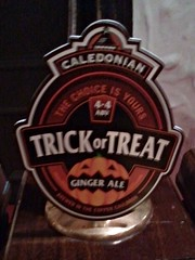 Caledonian, Trick or Treat, Scotland