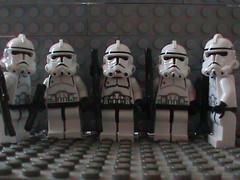 EP3 Clones ([Night Fox]) Tags: star lego clones wars ep3