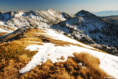 Rila mountain (.:: Maya ::.) Tags: mountain snow rila