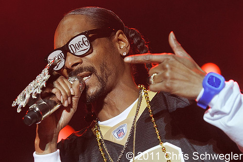 Snoop Dogg - 10-29-11 - Voodoo Festival, City Park, New Orleans, LA