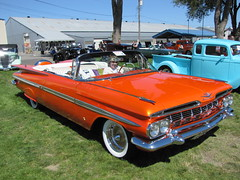 1959 chevrolet impala (bballchico) Tags: chevrolet convertible impala 1959 awardwinner goodguysspokane