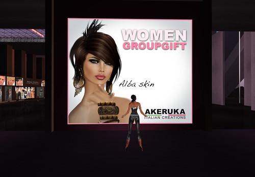 Otro regalo de grupo - AKERUKA by Cherokeeh Asteria