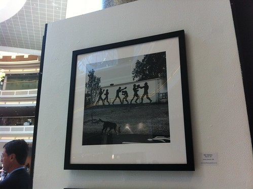 Ilia Varcev in Atlanta Photography Group show at Atlanta Hartsfeld Jackson Airport