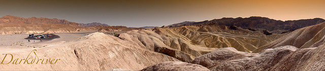 Death Valley Zabriskies Point