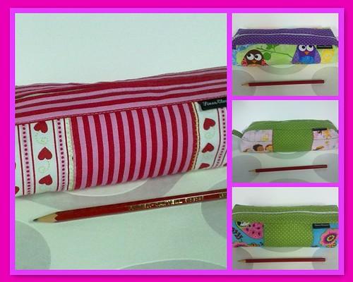 Porta lápis by ♥Linhas Arrojadas Atelier de costura♥Sonyaxana