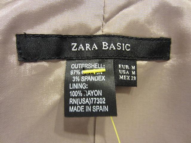 Zara blazer 010