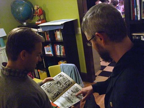 MIX 2011 :: Jim Rugg & Tom Neely