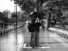 Why does it always rain on me, Sultanahmet - Istanbul (adde adesokan) Tags: turkey europe candid olympus istanbul trkei m43 mft mirrorless microfourthirds mirrorlesscamera