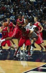 Crowded Lane (acaben) Tags: basketball pennstate rebound collegebasketball ncaabasketball psubasketball pennstatebasketball sasaborovnjak