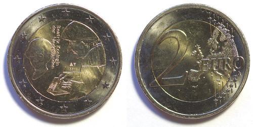 2 Euros de Holanda 2011