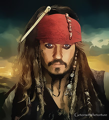 darkensparrow (Mordsithmason) Tags: pirates fanart digitalpaintings darken craigparker piratesofthecarribbean rahl mordsith legendoftheseeker tabrettbethell caramason