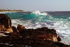 DSC06234ps (sunnaquair) Tags: ocean colour hawaii surf bigisland kona emeral