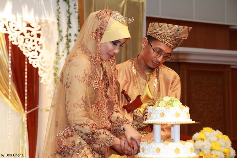 Wedding - Khanif + Shahidah