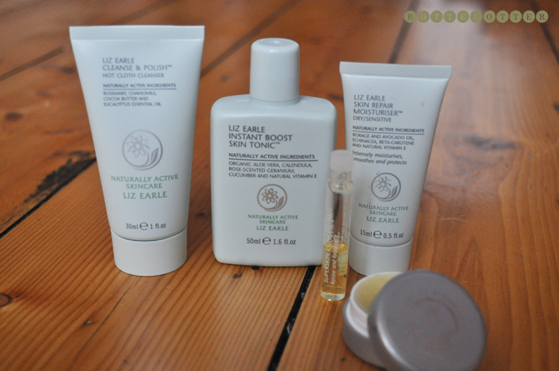 liz earle christmas gift guide free gift to you