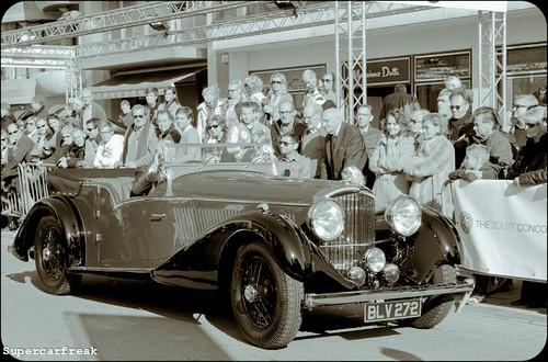 Bentley 4¼-Litre