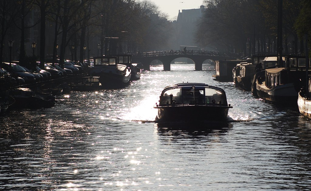 Canal Tours by Floris M. Oosterveld, on Flickr
