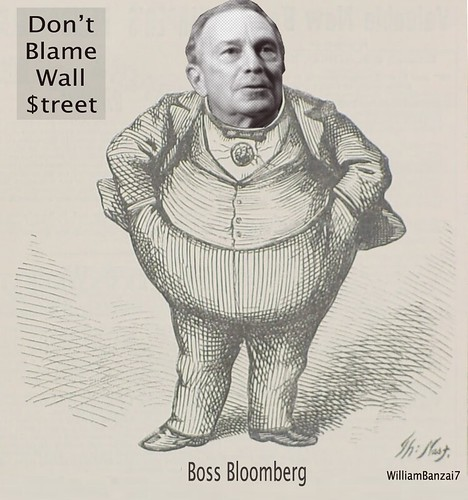 BOSS BLOOMBERG by Colonel Flick