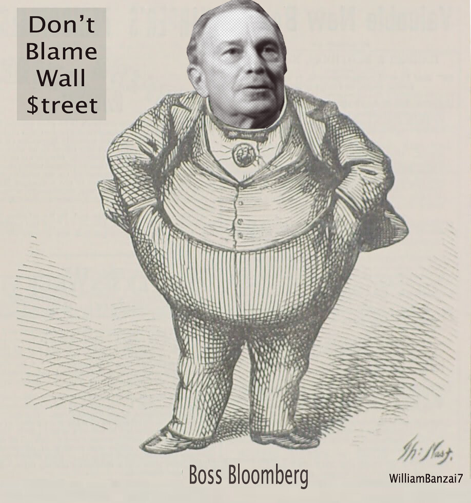 BOSS BLOOMBERG