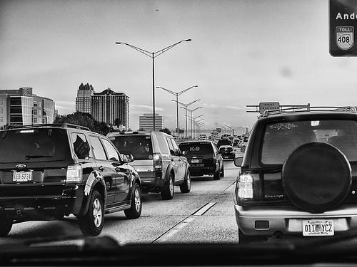 Evening Traffic I-4
