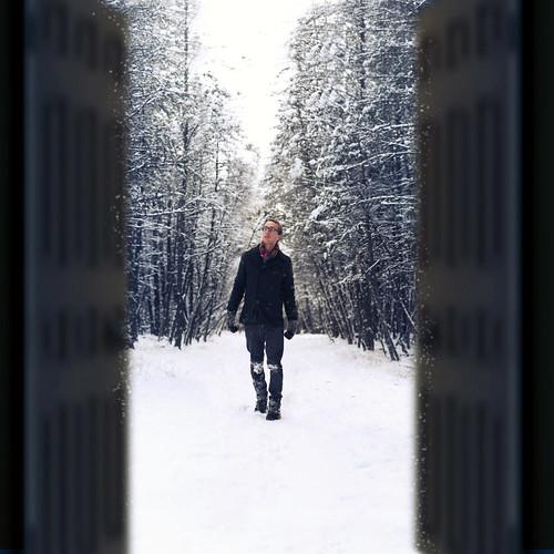 Entering Narnia