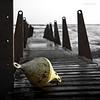 (ma[mi]losa) Tags: sea yellow nikon mare boa giallo d200 pontile 2011 casalabate mamilosa micheledefilippo gennaio2012challengewinnercontest fotofucina