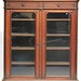 120. Victorian Walnut Bookcase