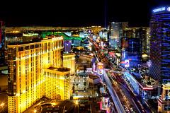 Las Vegas (Eddie 11uisma) Tags: las vegas 2 canon long exposure cityscape nightscape mark ii strip 5d landsscape