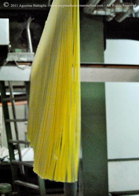 spaghetti tiepidi e morbidi