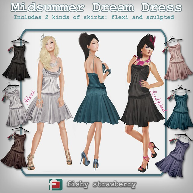 midsummer dream dress
