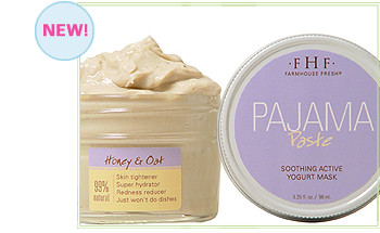 Pajama Paste Active Yogurt Mask