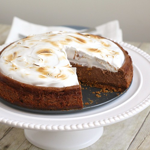 mores Cheesecake