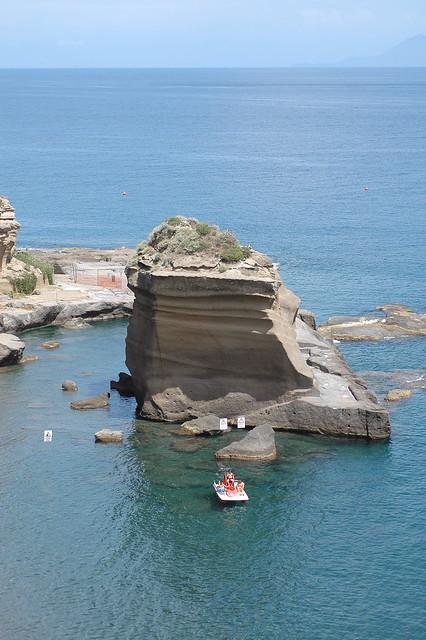 Ventotene, il mare