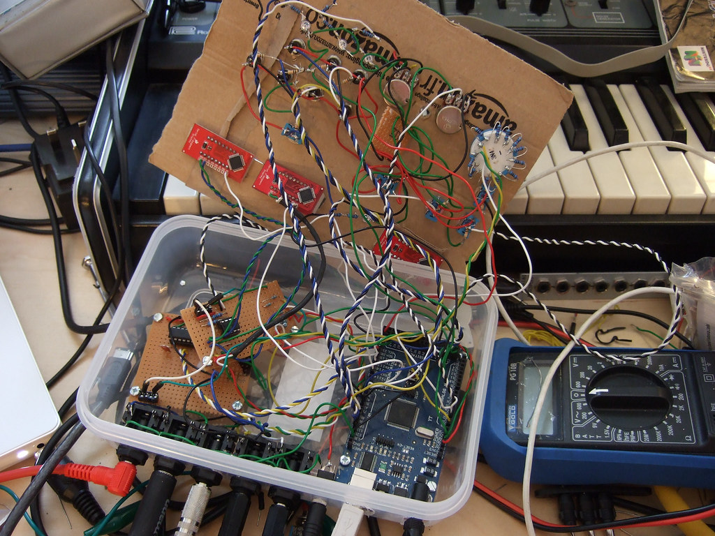 The World's Best Photos of diy and sequencer - Flickr Hive Mind