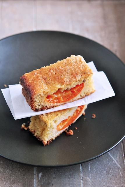 2.Cake all'anice con albicocche