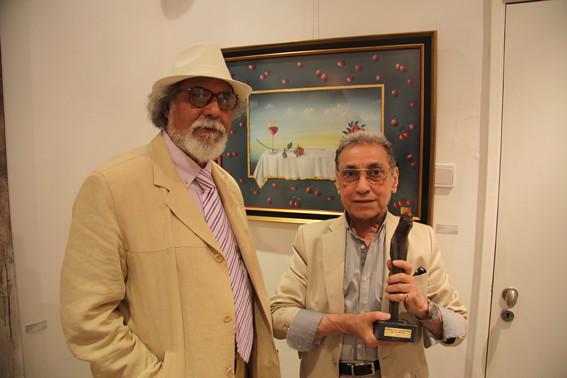 Antonio Calderon de Jesus, Onik Sahakian