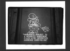 Born Again Stinky (Tri-X-Noise) Tags: stinky whoisbozotexino billdaniel monikers boxcarart traintag trixnoise traditionalrailgraffiti