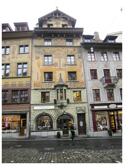 Luzern Old Town