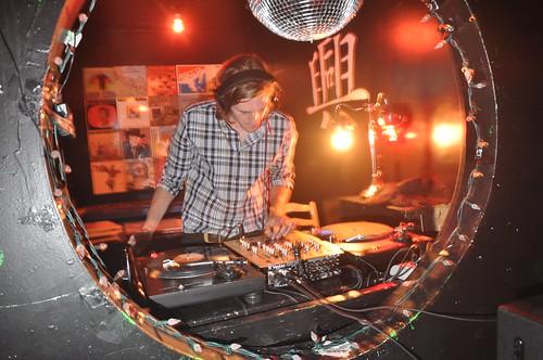 Ryan DJs at Babylon