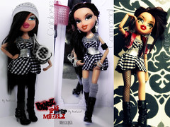 Bratz P4F Top Modelz 2011- Week1- 3C's (BratzLuv!) Tags: katia top entertainment commercial mga catalogue couture bratz 2011 3cs modelz p4f