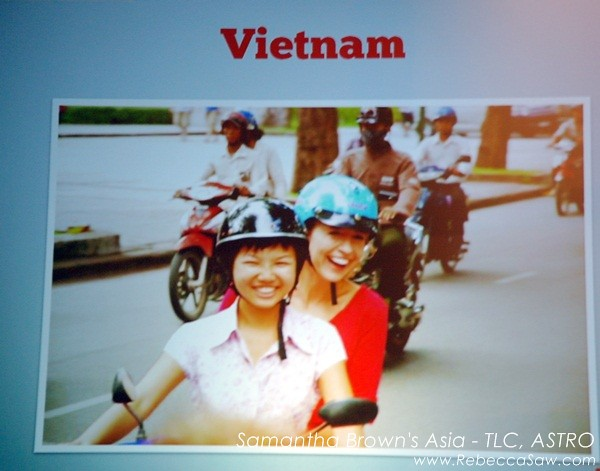 Samantha Brown's Asia - TLC, ASTRO - 12