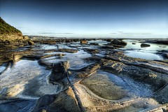 norah rock pools (-hedgey-) Tags: seascape rocks shoreline seashore hdr rockpools mygearandme mygearandmepremium mygearandmebronze mygearandmesilver mygearandmegold mygearandmeplatinum mygearandmediamond
