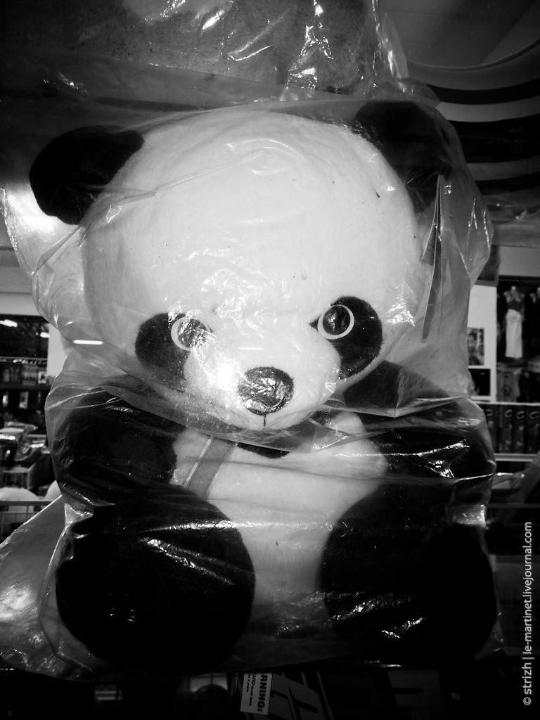 hell's panda