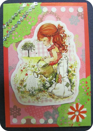 Sarah Kay Greeting Card 002
