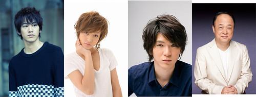 111008(1) - 預定12月首播的日劇特別篇《亂馬1-2》正式追加「游帶刀、天道姊妹」等6人演員陣容!