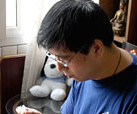 Dough Figures: Zhang Bao Lin