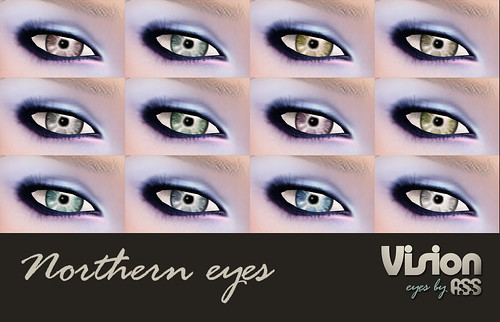 Vision by A:S:S - Northern eyes