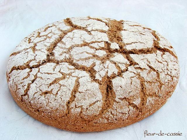 хлеб ржаной с тмином 1